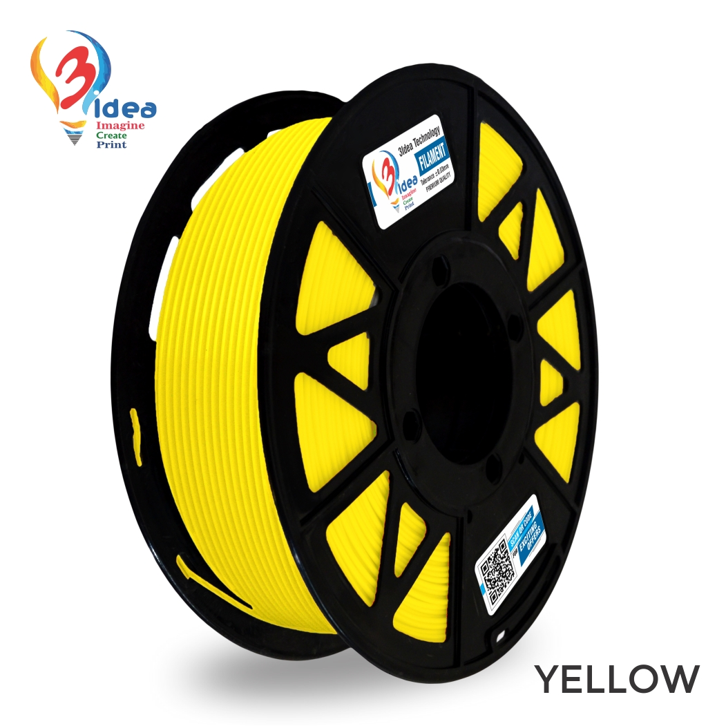 ABS Filament Yellow